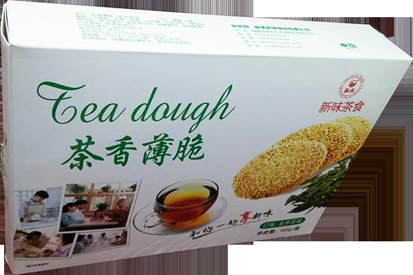 茶香薄脆(龙井茶味)160g