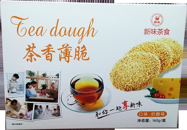 茶香薄脆(奶酪味)160g